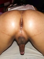 Pigtails Pushed In Creampie